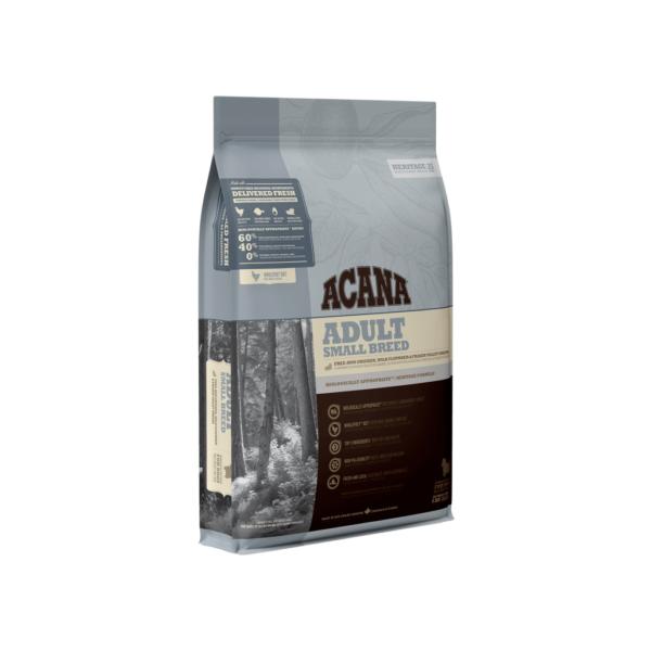 Acana Adult Small Breed sausas maistas suaugusiems mažų veislių šunims