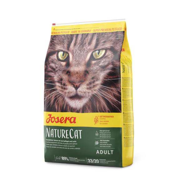Josera NatureCat sausas maistas katėms