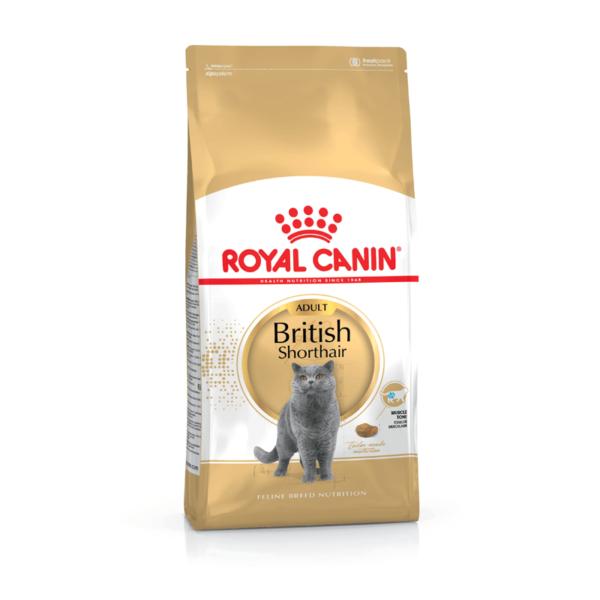 Royal Canin British Shorthair Adult sausas maistas katėms