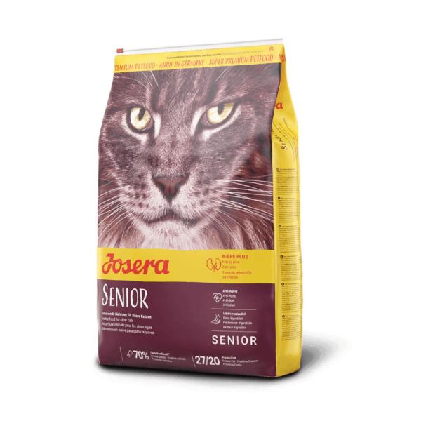 Josera Senior sausas maistas katėms