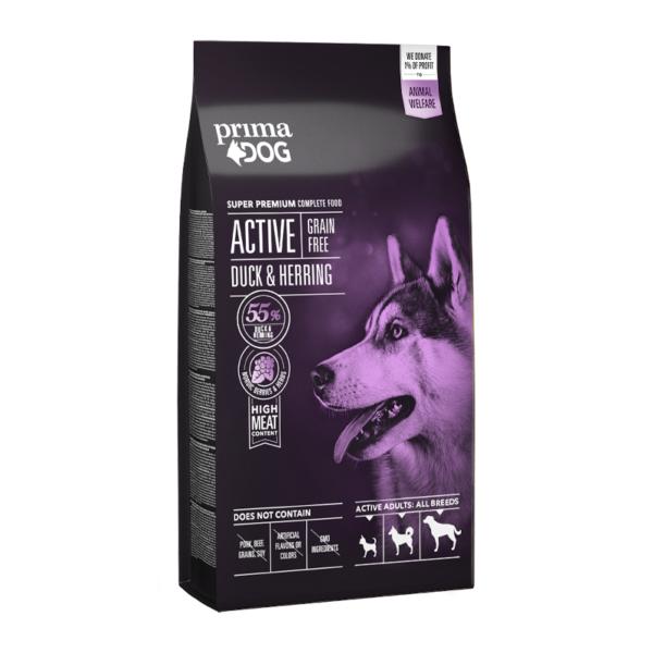PrimaDog antiena - silkė aktyviems suaugusiems šunims