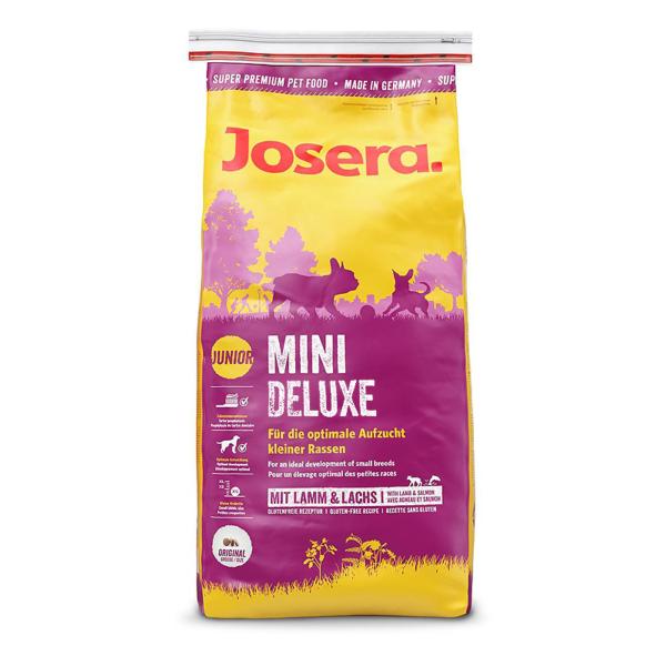 Josera Mini Deluxe sausas maistas šunims