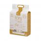 Velvet Paw Tofu Originalus kačių kraikas, 2 mm granulės, 4.3 kg/6 L