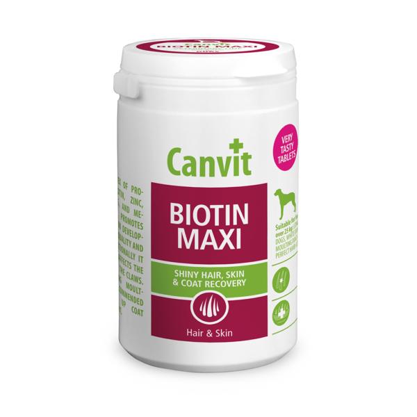 Canvit Biotin Maxi tabletės šunims 230g