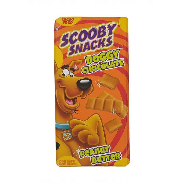 Scooby Snacks riešutų sviesto šokoladas šunims 100 g