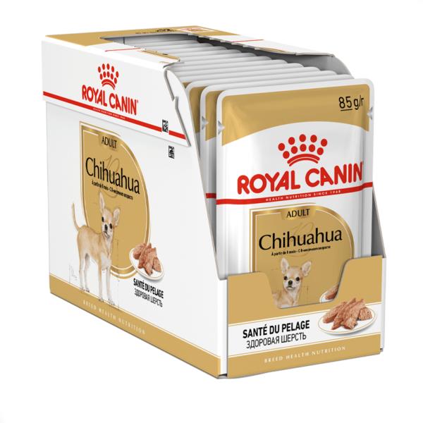 Royal Canin Chihuahua slapias maistas