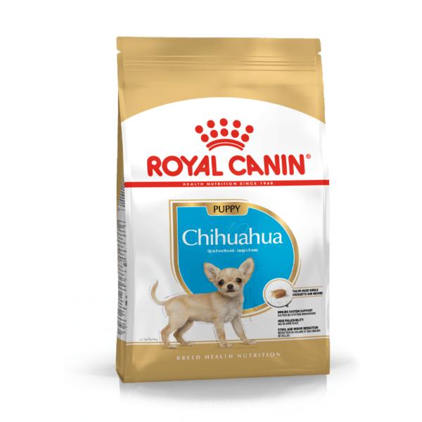 Royal Canin Chihuahua Puppy sausas maistas šuniukams 500 g