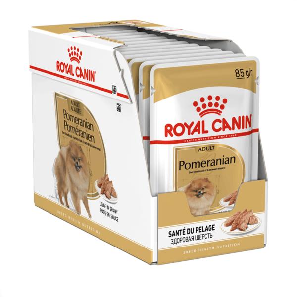 Royal Canin Pomeranian Adult konservai