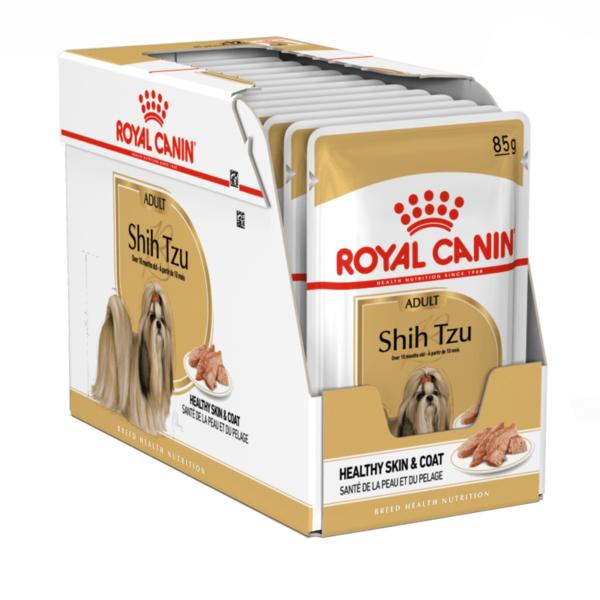 Royal Canin Shih Tzu Adult konservai