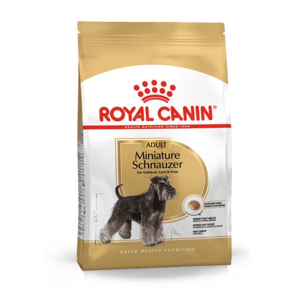 Royal Canin Miniature Schnauzer Adult sausas maistas šunims 7.5 kg