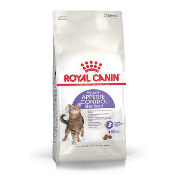 Royal Canin Sterilised Appetite Control Care