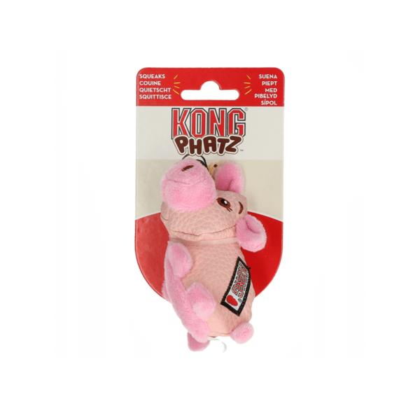KONG Phatz Pig žaislas šunims