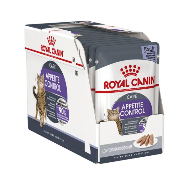 Royal Canin Appetite Control Care paštetas