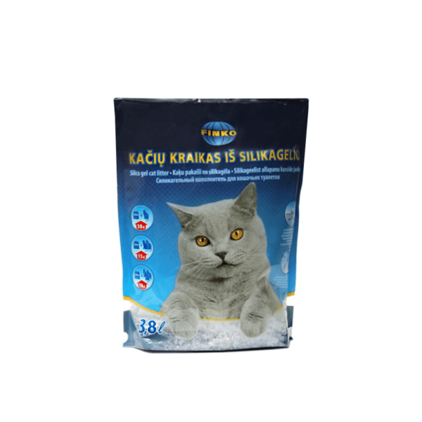 Finko silikoninis kraikas katėms